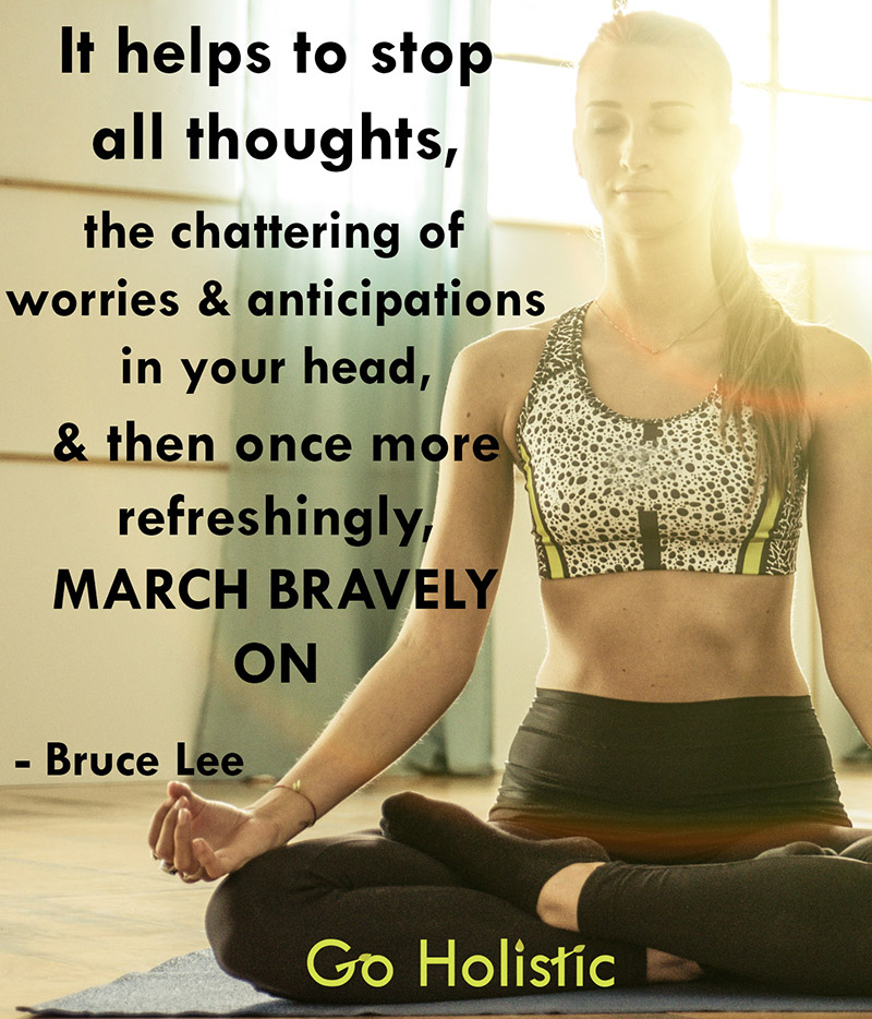 March Bravely On…