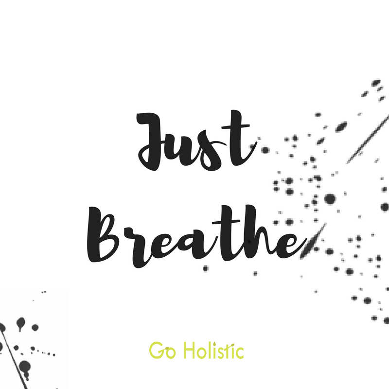 Just Breath…