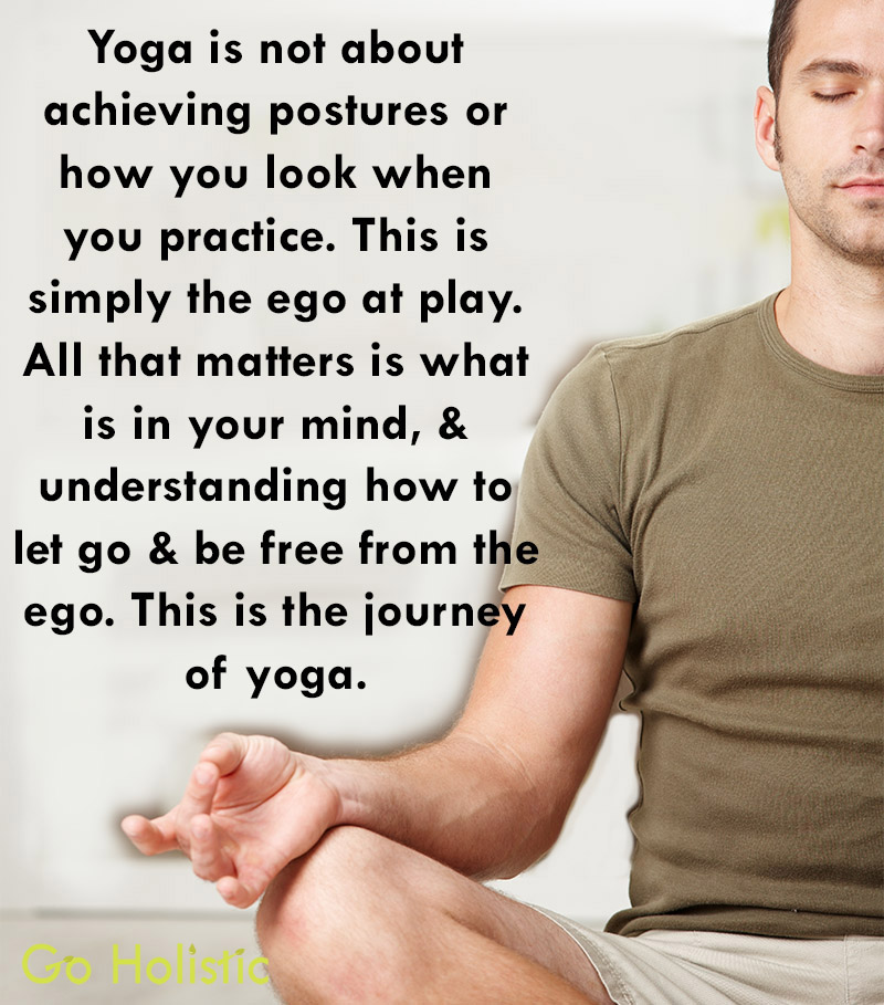 Let go of ego & be free!
